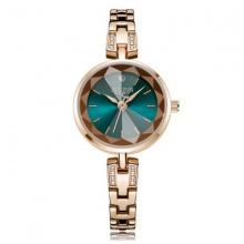 Đồng hồ nữ JA-1103  Julius Hàn Quốc dây thép (5 màu)
