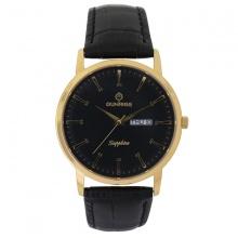 Đồng hồ nam Sunrise DM1216SWA W chính hãng (full box + thẻ bảo hành 3 năm) kính sapphire chống xước - chống nước - dây da cao cấp