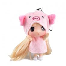 Búp bê Ddung-Pig (tuổi Hợi) FDE0903L 9CM