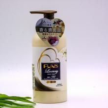 Sữa tắm trắng da chống lão hóa tinh chất hoa hồng Nhật Bản Funs Luxury no.92 450ml