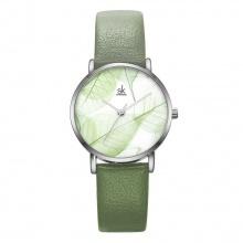 Đồng hồ nữ chính hãng Shengke UK K0108L-01 xanh