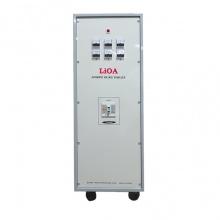 Ổn áp 3 pha LiOA SH3-60KII