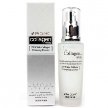 Tinh chất dưỡng trắng da bổ sung collagen 3W Clinic Collagen Whitening Essence 50ml