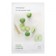 Mặt nạ Innisfree My real squeeze mask - lime 20ml