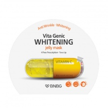 Mặt nạ BNBG Whitening Jelly Mask - Vitamin C