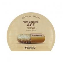 Mặt nạ thiết BNBG Vita Cocktail Age Foil Mask Lifting