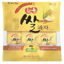 Bánh gạo Richy Hàn Quốc nhỏ 112g