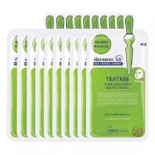 Bộ 10 mặt nạ dưỡng da chiết xuất tràm trà Mediheal teatree solution essential mask ex 25ml