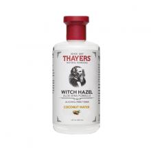 Nước hoa hồng không cồn Thayers Coconut Water - hương dừa 355ml - dành cho da khô, da lão hóa
