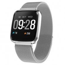 (New) đồng hồ thông minh JVJ CY7 - bạc