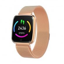(New) đồng hồ thông minh JVJ CY7 - vàng hồng