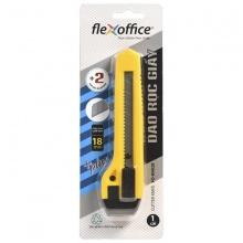 Dao rọc giấy Flexoffice FO-KN02B