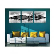 Tranh treo tường nội thất phong thuỷ Q22-OM-364-40V