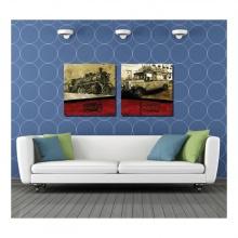 Tranh trang trí nghệ thuật poster Q22-OM-063-40V