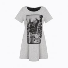 Áo váy nữ cotton Hàn Quốc Orange Factory -EQK8L373-WSG