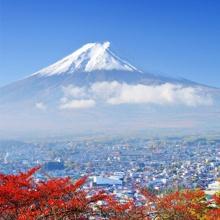 Tour Mt. Fuji - Oshino Hakkai - tắm Onsen - hái trái cây