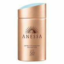 Sữa chống nắng bảo vệ hoàn hảo Anessa Perfect UV Sunscreen Skincare Milk - SPF 50+, PA++++ 60ml