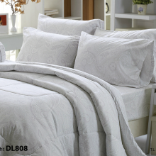 Bộ ga trải giường 160 x 200 x 25cm Tulip Print DL808