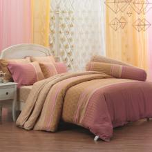 Bộ ga trải giường 160 x 200 x 25cm Tulip Print DL063