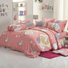 Bộ ga trải giường 160 x 200 x 25cm Tulip Print DLC043