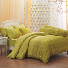 Bộ ga trải giường 160 x 200 x 25cm Tulip Print DL060