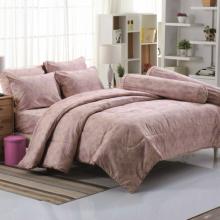 Bộ ga trải giường 180 x 200 x 25cm Tulip Print DL807