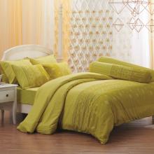 Bộ ga trải giường 180 x 200 x 25cm Tulip Print DL060