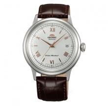 Đồng hồ nam Orient FAC00008W0 chính hãng (full box + sổ bảo hành toàn quốc tế 3 năm) mặt kính chống xước - chống nước - dây da cao cấp