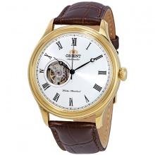 Đồng hồ nam Orient FAG00002W0 chính hãng (full box + sổ bảo hành toàn quốc 3 năm) automatic mặt kính chống xước - chống nước - dây da cao cấp