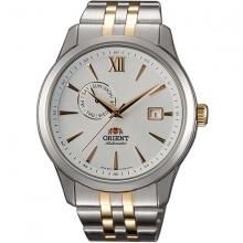 Đồng hồ nam Orient FAL00001W0 chính hãng (full box + sổ bảo hành toàn quốc 3 năm) mặt kính chống xước - chống nước - dây thép 316l