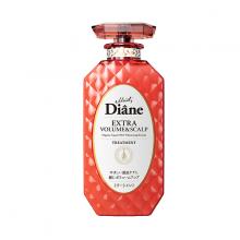 Dầu xả chống rụng & làm phồng tóc Moist Diane Extra Volume & Scalp-450ml