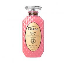 Dầu gội tăng cường sức sống cho tóc yếu Moist Diane Extra Vital -450ml