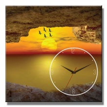 Tranh đồng hồ Bảo Quỳnh - B2Q-1T40076