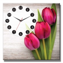 Tranh đồng hồ Bảo Quỳnh - B2Q-1T40061