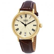 Đồng hồ nam Orient FER2K003C0 chính hãng (full box + sổ bảo hành toàn quốc 3 năm) mặt kính chống xước - chống nước - dây da cao cấp