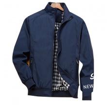 Áo khoác dù nam cao cấp dáng áo đứng, vải dù cán 2 lớp, phù hợp nhiều phong cách - LOTSOC02