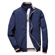 Áo khoác dù nam cao cấp dáng áo đứng vải dù cán 2 lớp, phối 2 túi 2 bên và túi mổ bên trong áo - 3MVIEN02