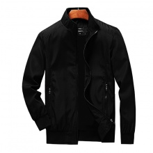 Áo khoác dù nam cao cấp dáng áo đứng, vải dù siêu nhẹ, phối 2 túi 2 bên có khóa kéo và túi mổ bên trong áo - DNHE01