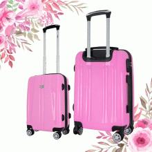 Set 2 vali chống bể cao cấp Trip PP103 size 50cm+60cm màu hồng (tặng 1 gối cổ cao cấp màu ngẫu nhiên)