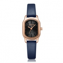 Đồng hồ nữ JA-1112 Julius Hàn Quốc dây da