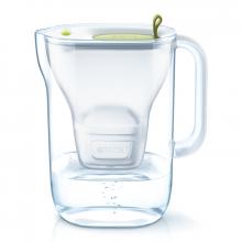 Bình lọc nước Brita Style Lime 2.4L - kèm 1 lõi lọc Maxtra+ & SmartLight