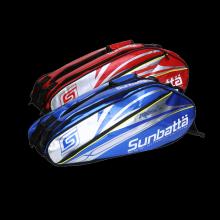 Túi vợt cầu lông/ tennis 2 ngăn Sunbatta SB-2129