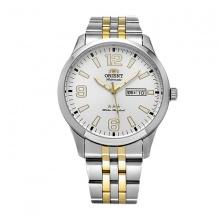 Đồng hồ nam Orient SAB0B005WB chính hãng (full box + sổ bảo hành toàn quốc 3 năm) mặt kính chống xước - chống nước - dây thép 316l