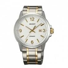 Đồng hồ nam Orient SUNE5002W0 chính hãng (full box + sổ bảo hành toàn quốc 3 năm) mặt kính chống xước - chống nước - dây thép 316l