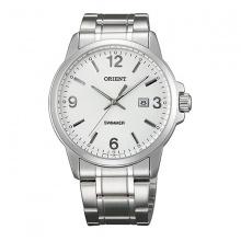 Đồng hồ nam Orient SUNE5005W0 chính hãng (full box + sổ bảo hành toàn quốc 3 năm) mặt kính chống xước - chống nước - dây thép 316l