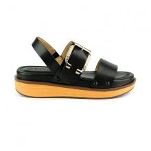 Sandal êm chân Sunday SD31 màu đen