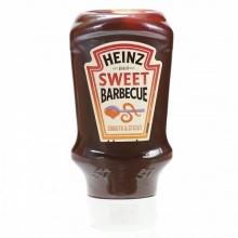 Sốt thịt nướng BBQ Heinz vị ngọt chai 500g