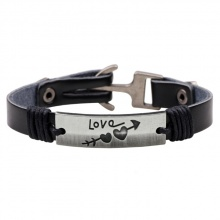 Vòng đeo tay - lắc tay Sam Leather SAMVDT002