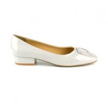 Giày búp bê êm chân Sunday BB33 màu xám