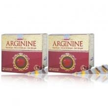 Bộ 2 thực phẩm bảo vệ sức khỏe Arginine bổ gan